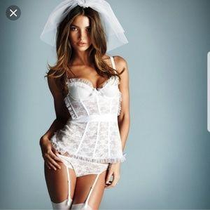 Victoria's Secret Bridal I DO Set